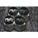 wielmoer rvs met TVR logo